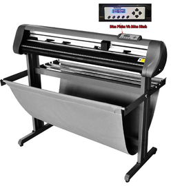 "48"" Contour Cutting Plotter Automatic Vinyl Plotter Printer With 3 Roland Blades"