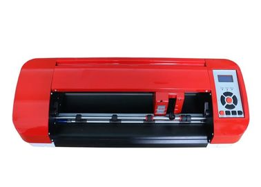 China Lightweight Craft Cutting Plotter Steel Axis With Automatic Contour distributor