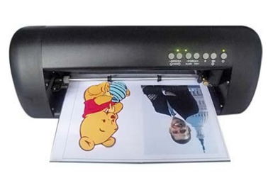 China High Precision Vinyl Cutter Sign Cutting Plotter USB 2.0 Interface 47Hz~66Hz Frequency distributor