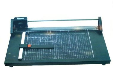 China 600mm Industrial Rotary Guillotine Paper Cutter Safety Bi - Directional distributor