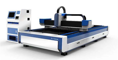 China Double Drive 500W Fiber Laser Engraving Machine Easy To Push Materials distributor