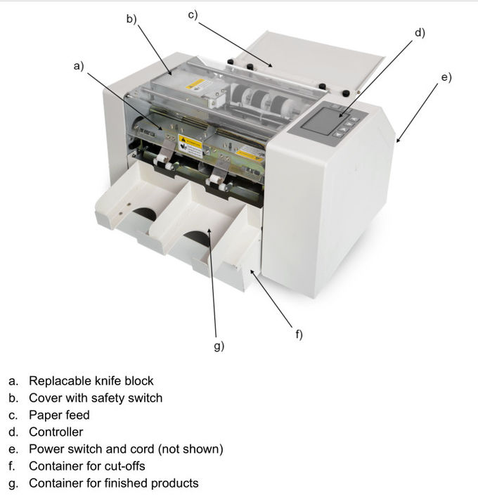 320mm lable die cut sticker printer and cutter machine for business card reheart Images