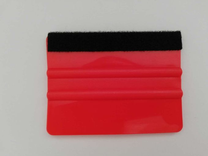 Eco - Friendly Cutter Plotter Parts Vinyl Wrap Felt Edge Squeegee 75mm X 102mm